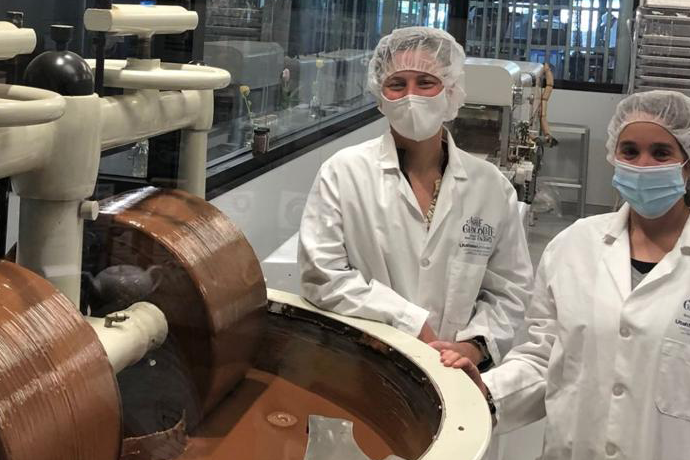 Aggie Chocolate Factory Makes USU a Foodie Triple Threat