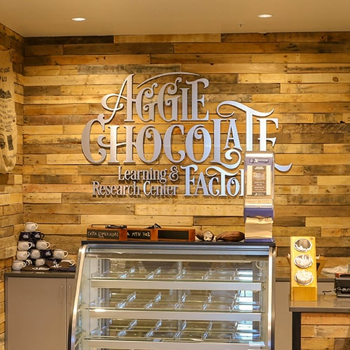 Aggie Chocolate Factory