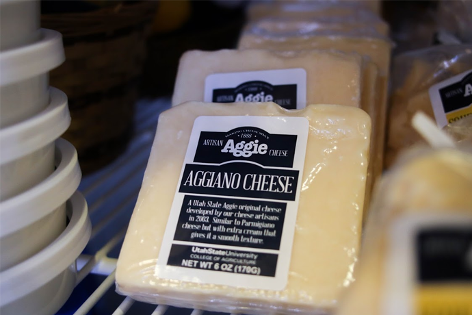 Aggie Creamery Makes Gold-medal Cheeses