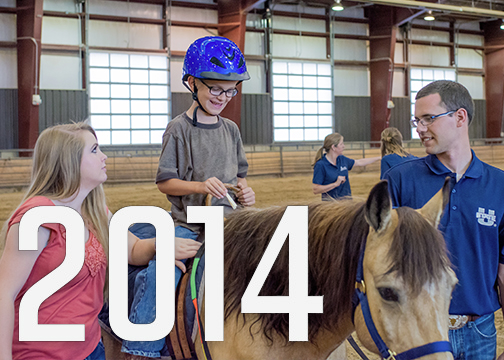 Sam Skaggs Family Equine Education Center