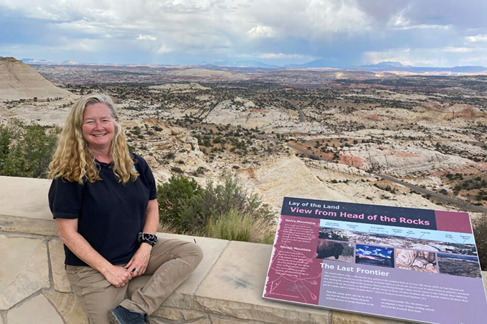 Meet the Woman Who's Working to Beautify, Protect and Share America's Wilderness