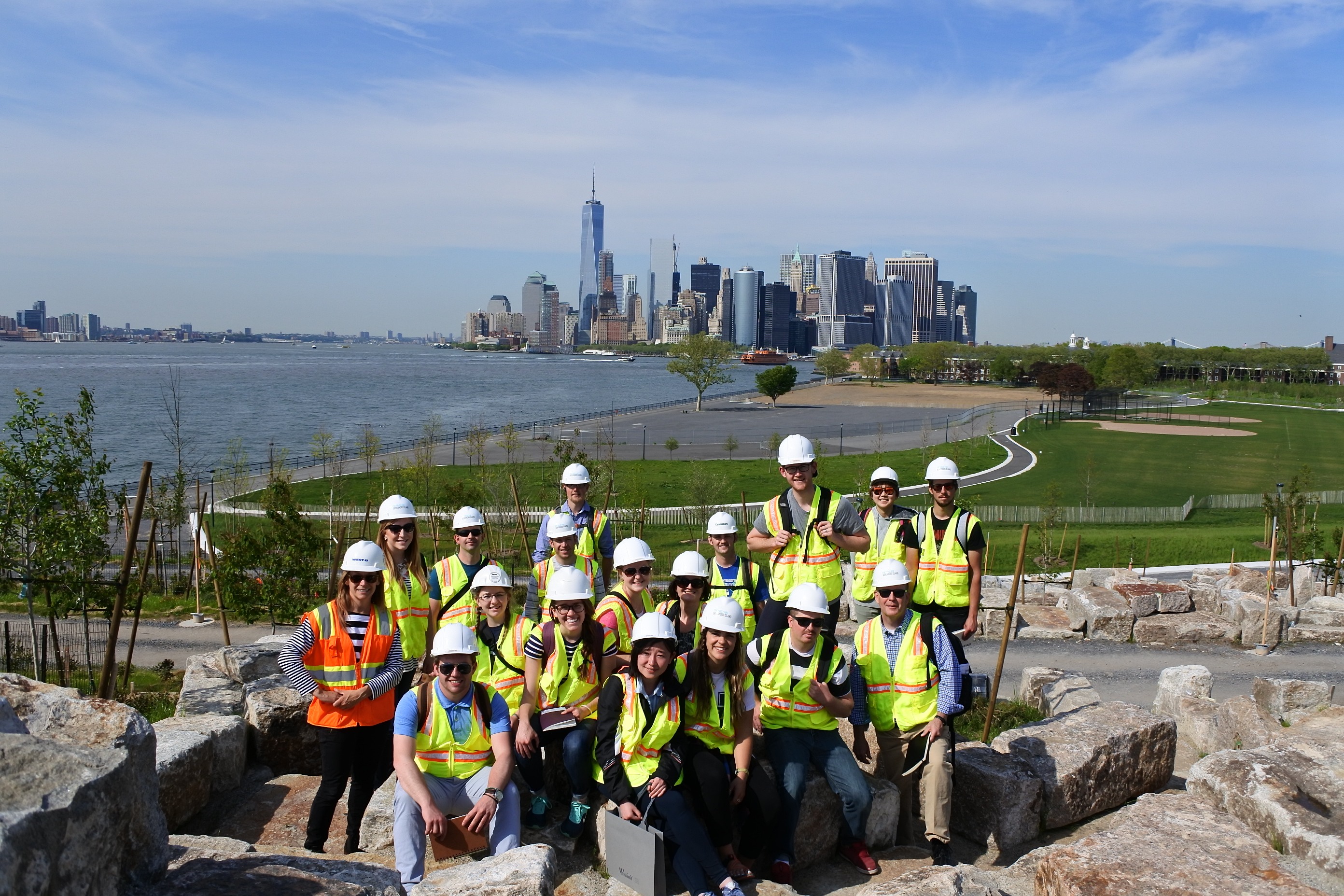 USU LANDSCAPE ARCHITECTURE STUDENTS EXPAND HORIZONS IN NEW YORK CITY
