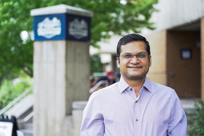 Prateek Sharma Receives the ADSA® Foundation Scholar Award in Dairy Foods
