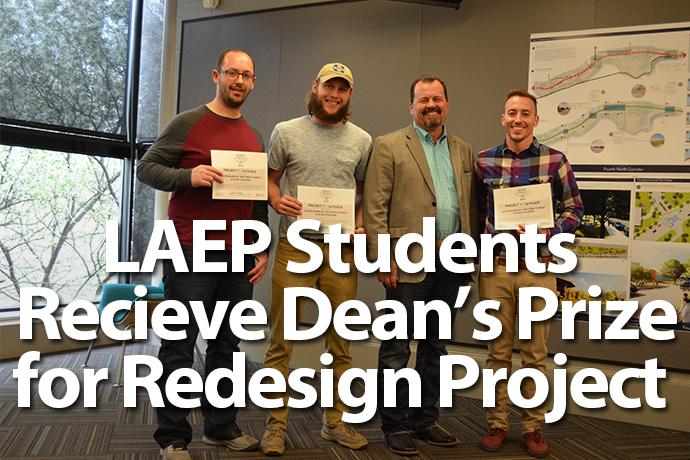 LAEP Dean Prize