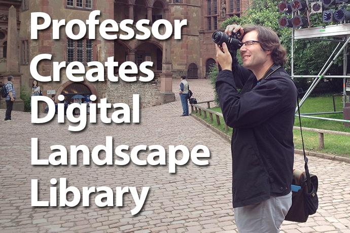 Landscape Digital Library