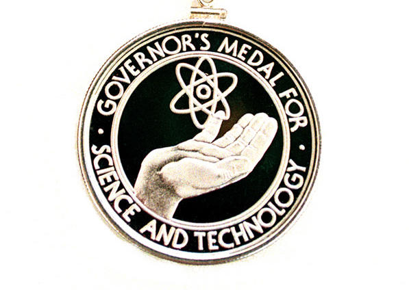Governor's Science Medal
